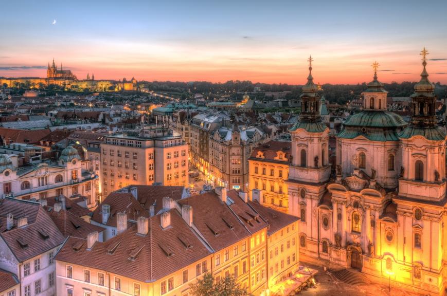 Royal Way | Prague, Czech Republic
