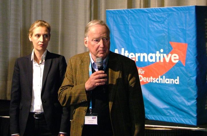 AfD Bundesparteitag 23. April 2017 in Köln